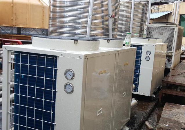 酒店热泵热水器