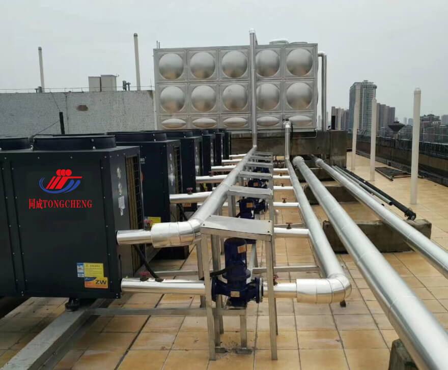 医院热水系统