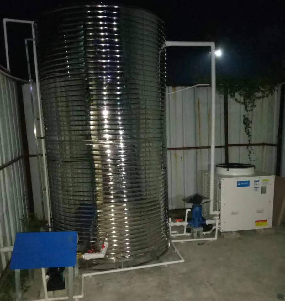 发廊热水工程