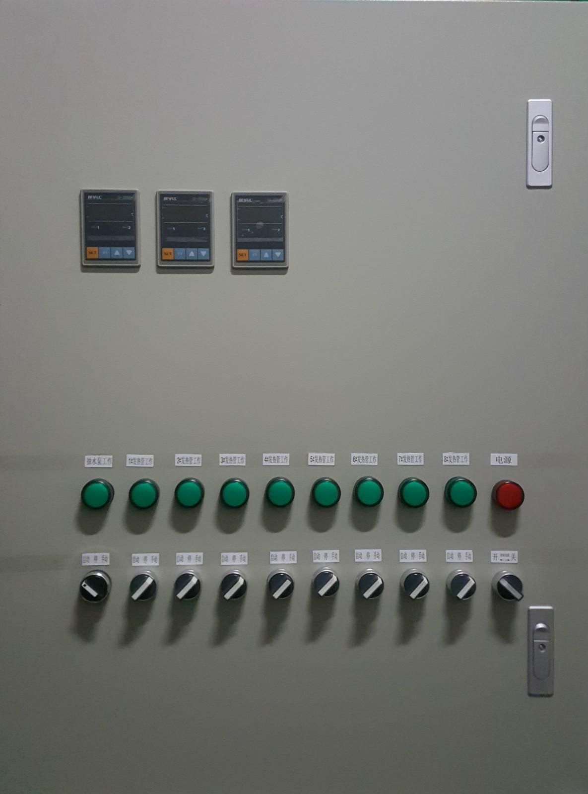 空气能热水器热水工程