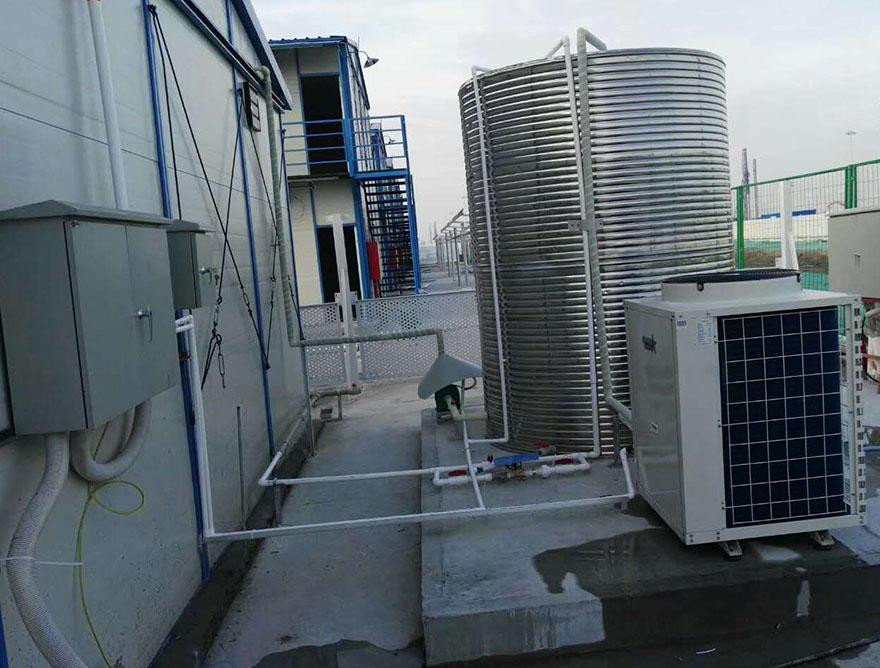 工地热水工程