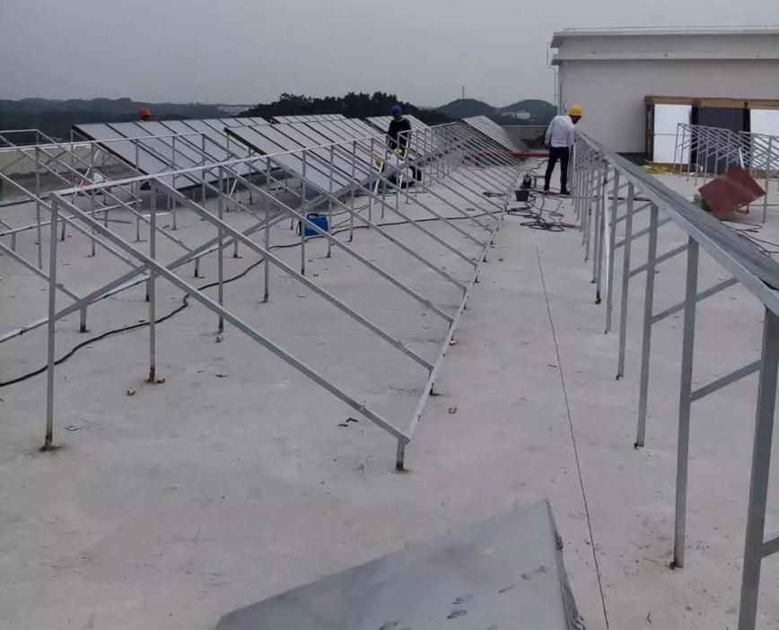 太阳能热水器工程